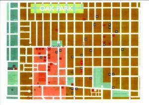 オート・パーク地図