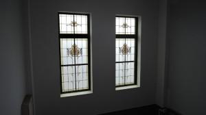 階段ステンドグラス-